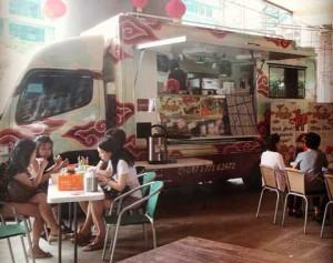 Telap Telep Food ~ Pelopor Usaha Food Truck Makanan Indonesia