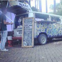 Coffeescription, Usaha Kedai Kopi Konsep Food Truck ~ Omset 30 Juta / Bulan