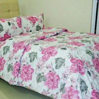 Usaha Home Décor Bunga's Bed Sheets ~ Omset Hingga Rp 90 Juta/ Bulan