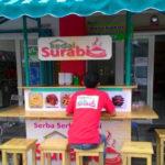 Kedai Surabi, Bisnis Franchise Dengan Konsep Resto dan Booth