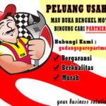 Panca Jaya Motor ~ Kemitraan Toko Sparepart Motor Murah dan Bergaransi
