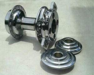 Rikki Maulana Sukses Usaha Pembuatan Tromol Sepeda Motor