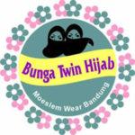 Bunga Twin Hijab, Kemitraan Usaha Busana Muslim, Mitra Marketer Bisa Jualan Tanpa Modal