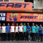 FAST The Reliable Shop, Waralaba Bengkel Pengisian Oli dan Aki, Bebas Royalti 2 Tahun Pertama