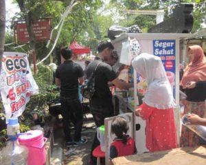 Eco Moo Milk Fresh, Waralaba Susu Segar ~ Raih Omset Puluhan Juta per Bulan