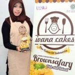 Mantan Pramugari Sukses Usaha Cake & Bakery Dengan Brand Ivana Cake