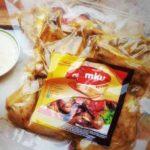 Ayamku ~ Sukses Dengan Ayam Presto Yang Divakum Dalam Plastik Mika