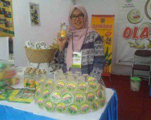 Tanti Gutari, Pembudidaya Lidah Buaya, Pasok Ke Distributor Pasar Lokal 2,5 Ton / Bulan