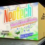 Produk Pembersih Neotech ~ Usaha Sabun Curah Rumahan, Omset Hingga 100 Juta per Bulan