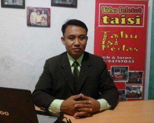 Rudi Parlinggoman Sinurat, Owner Tahu Jeletot Taisi