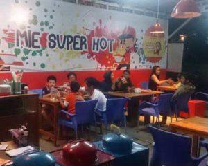 Mie SH (Super Hot), Peluang Usaha Dengan Omset Puluhan Juta Dari Kreasi Mie Super Pedas