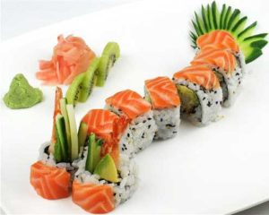 "Analisis Perhitungan Menu Makanan Jepang ""Sushi Dragon"""